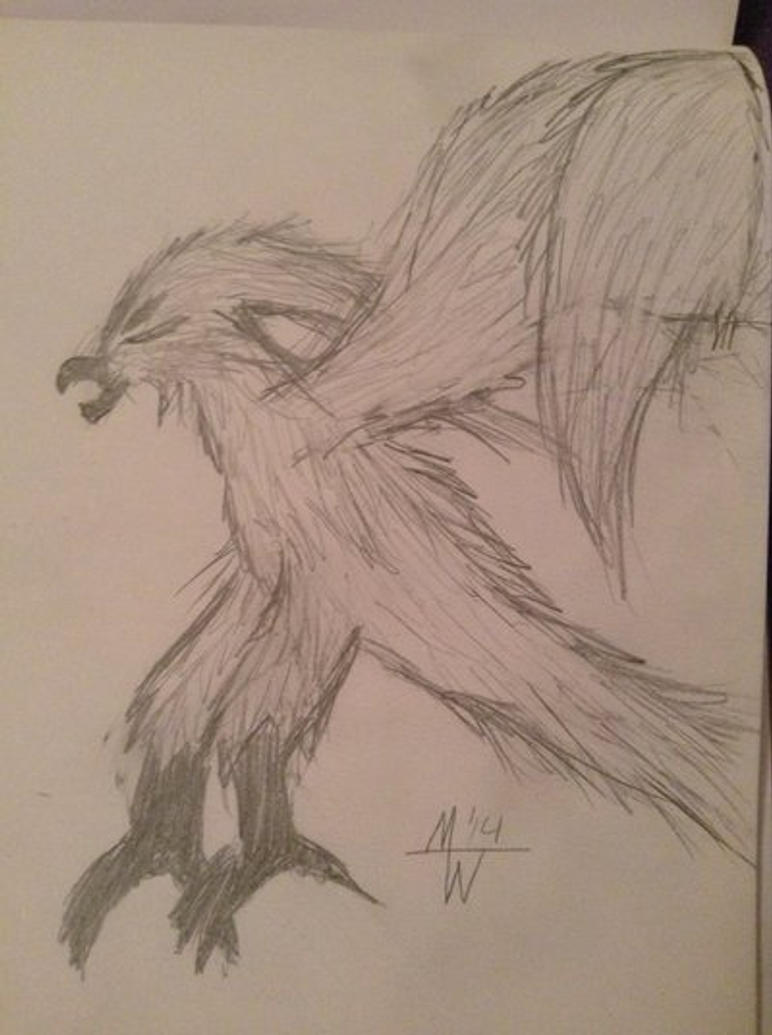 The Phoenix by mattman1411