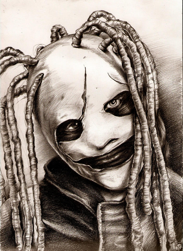 Slipknot Coloring Pages