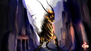 Coal Dragon