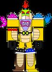 Hyper Koopaling King (Super Mario Mecha)