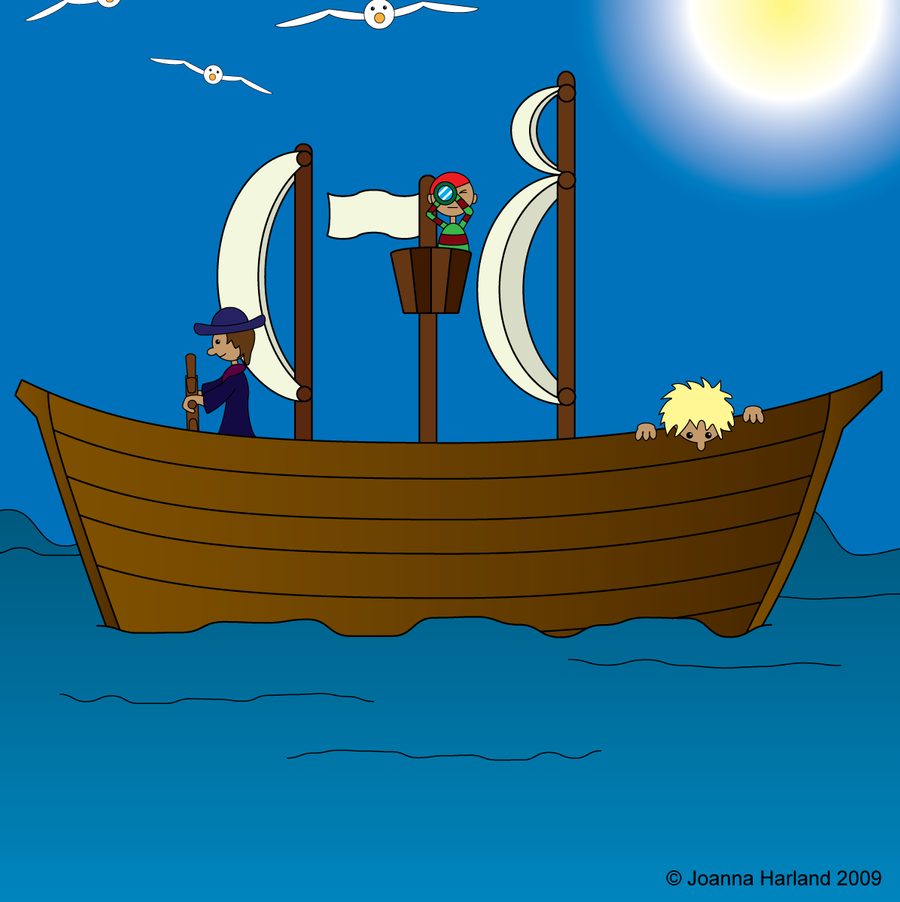 Pirate Ship Name Template By HarlandGirl On DeviantArt