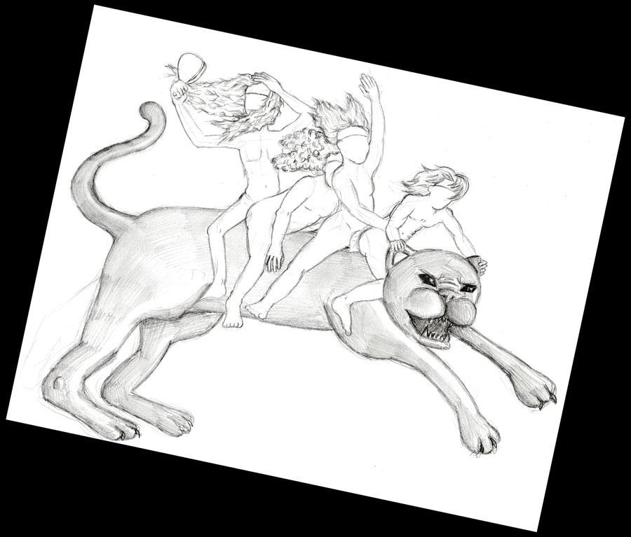 Steel Panther Original by HarlandGirl