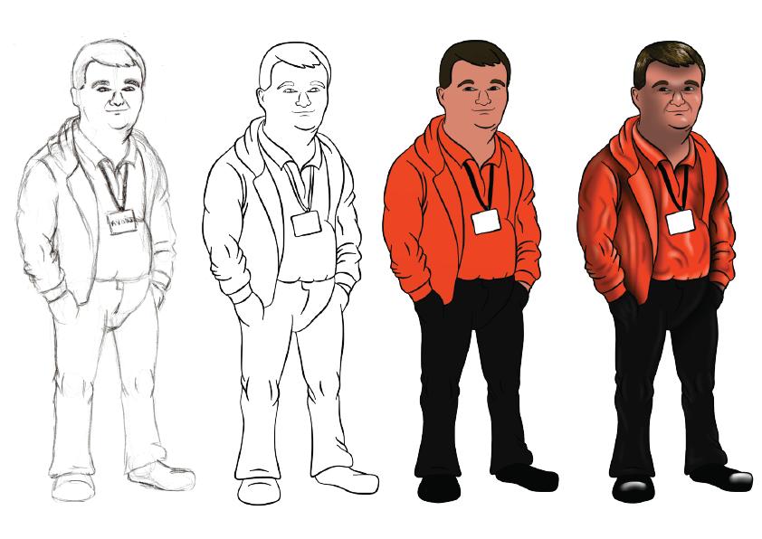 Character Development by HarlandGirl