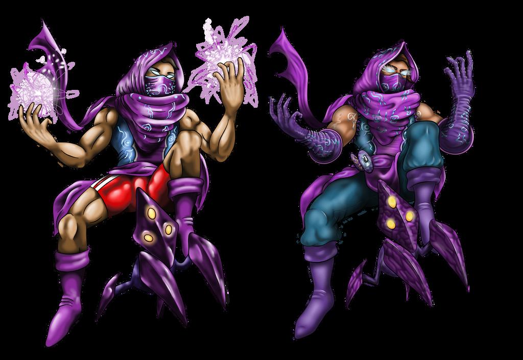 Malzahar a comparison by HarlandGirl
