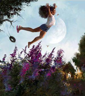 Lavender Leap