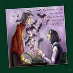 Marauder Comic 62:Bat Practice