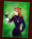 Marauder Comic 69: Thief