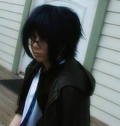 Cute Sasuke by DOMcosplay