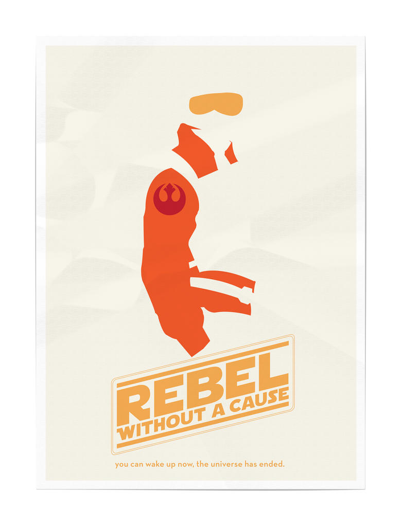 rebel without a cause by mattranzetta