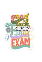 Good luck for exam - Typography by KerosHyun