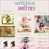 [140203] GIFTS PACK FOR ALL SWEETIES by KerosHyun