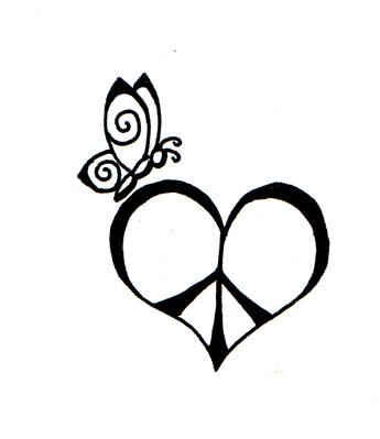 Peace, love and faith I by Marjolijn-Ashara on DeviantArt