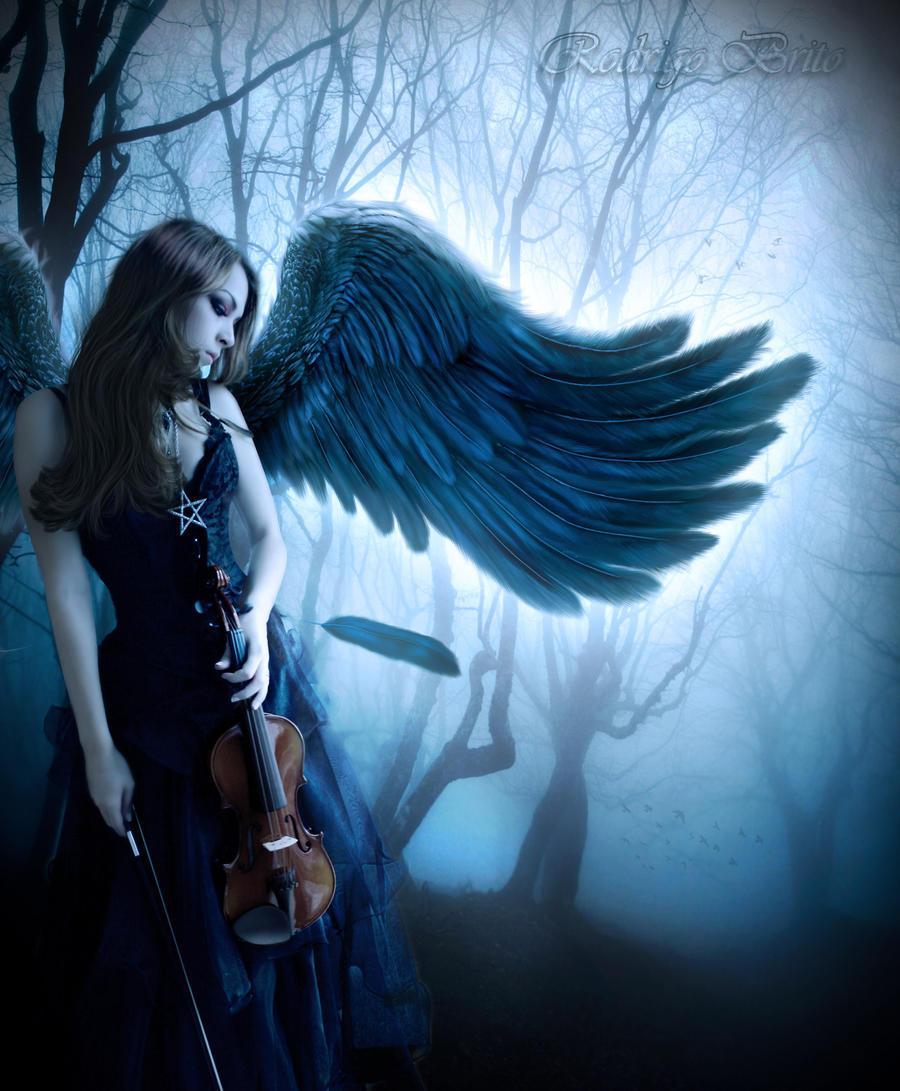 Angel by RodrigoBrito