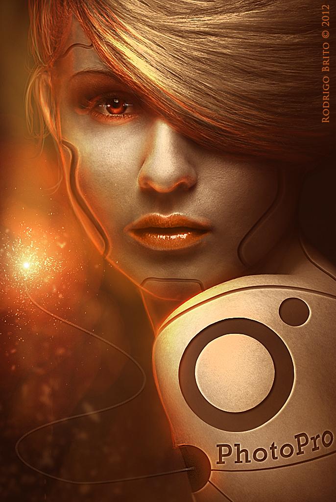 Cyborg by RodrigoBrito