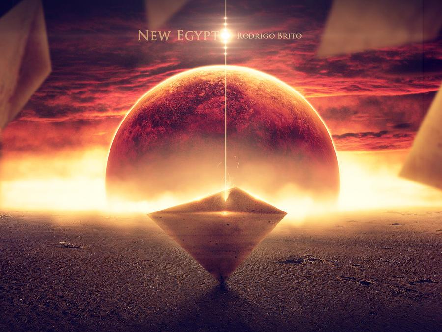 New Egypt by RodrigoBrito