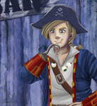 Captain Threepwood (the mighty one)