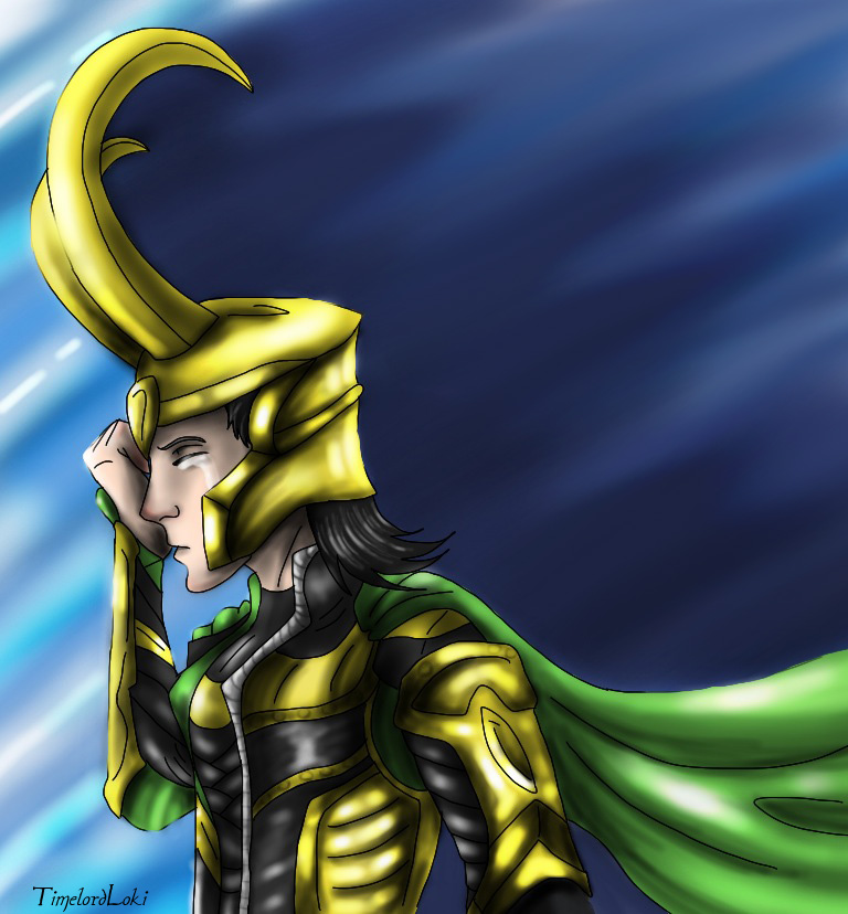 Loki by TimelordLoki