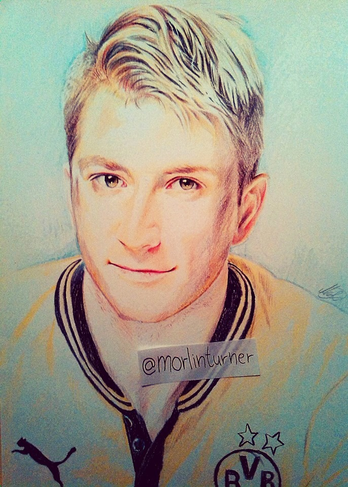 Marco Reus by TimelordLoki on DeviantArt