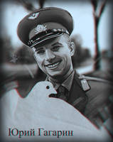 Gagarin by TimelordLoki