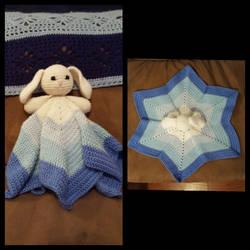 Blue Bunny by Kaiele