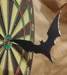 Batman batarang by fractured100