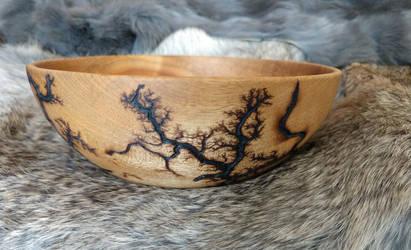 Lichtenburg bowl by fractured100