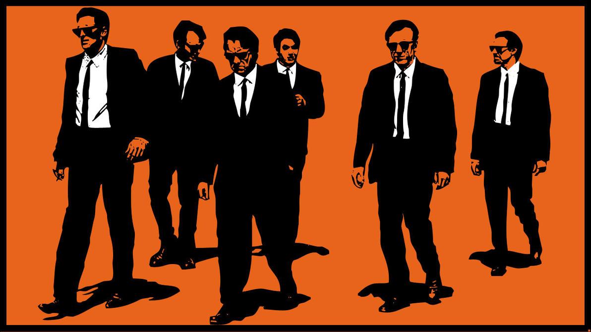 Reservoir Dogs by SeanJJ