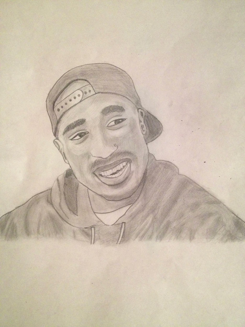 2pac drawing by SeanJJ on DeviantArt