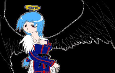 (Fallen) God Angel by NHTKT