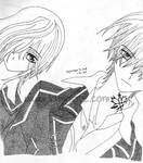 Vampire Knight - Yuki and Zero