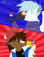 DarkThief's Contest: Pokemon by Kimmorz