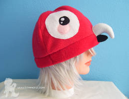 Parrot Beanie by Kimmorz