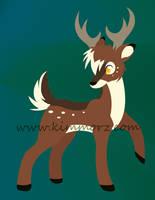 Deer by Kimmorz
