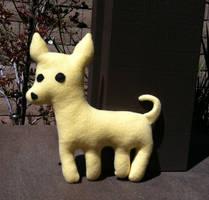 Chihuahua Plush Puppy by Kimmorz