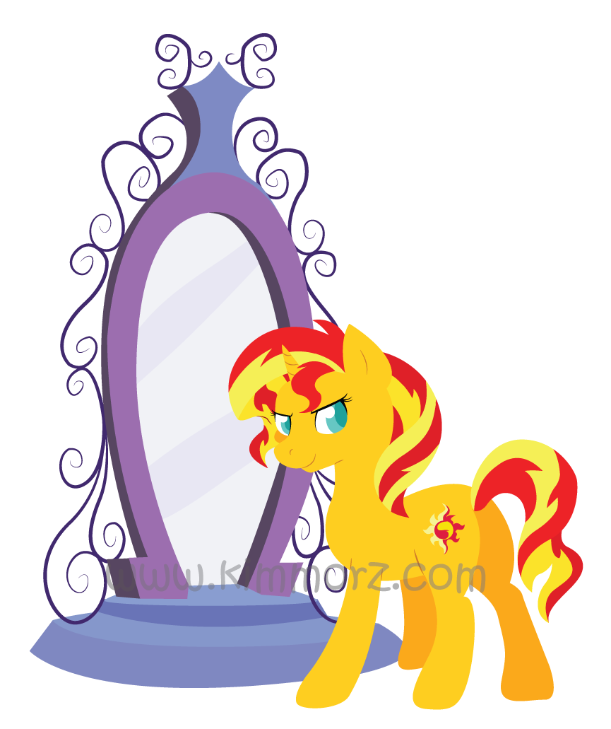 Sunset Shimmer by Kimmorz
