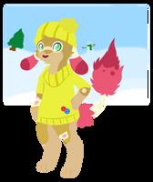 Secret Santa: Bellpup by Kimmorz