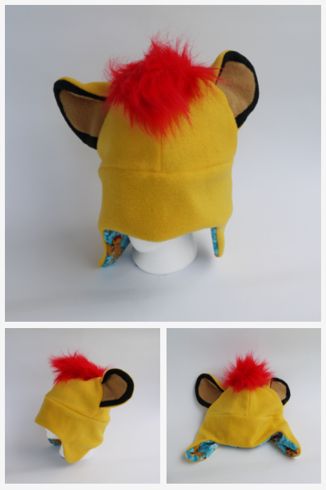 The Lion Prince Beanie by Kimmorz
