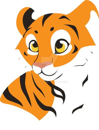 Tiger by Kimmorz