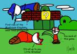 Looting the Mushroom Kingdom
