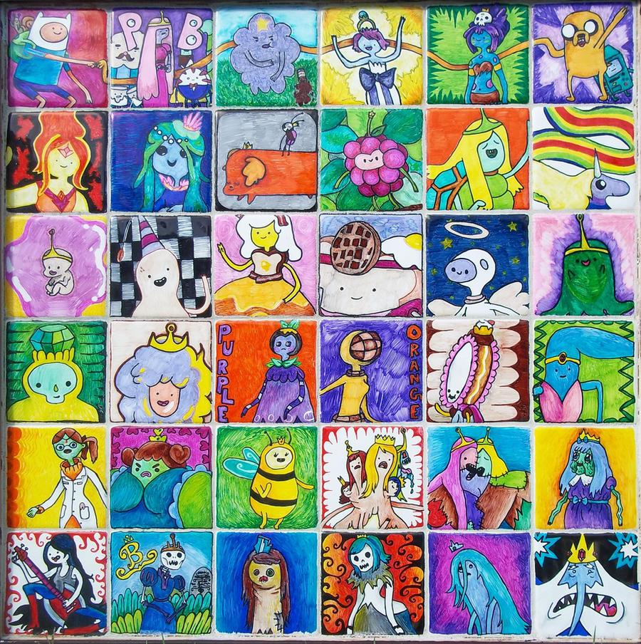 Adventure Time All Princesses Anime | www.pixshark.com ...