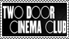 Two Door Cinema Club Stamp by streetlight-manifest