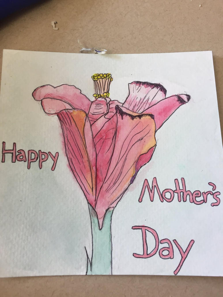 Future Mother's Day card by jallenq