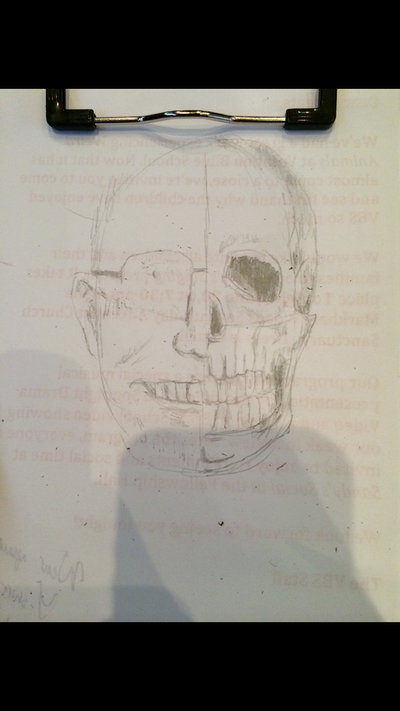 Face Anatomy Drawing V1 by jallenq