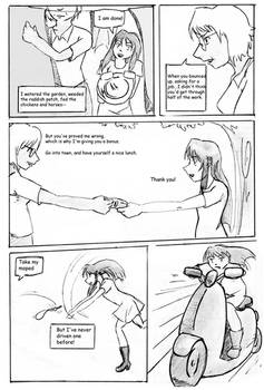 Linux-tan comic, page 2