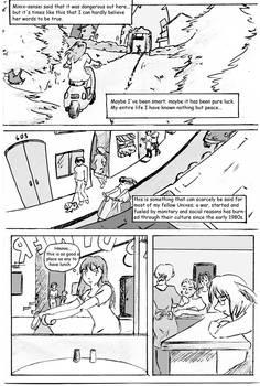 Linux-tan comic, page 5