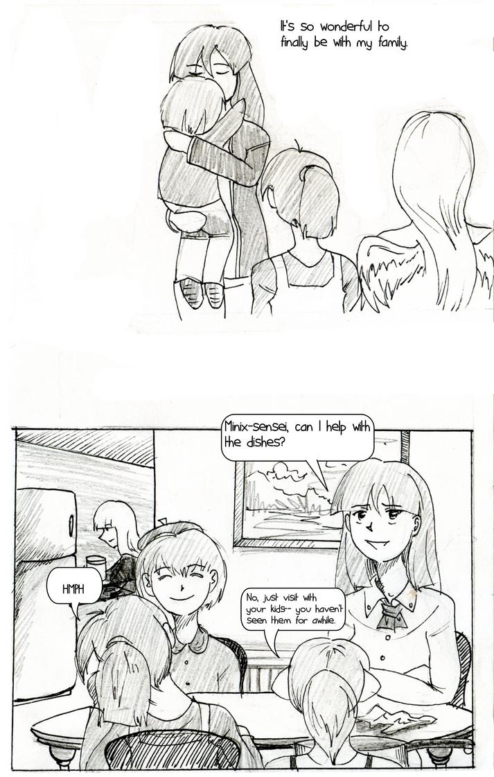 Linux-tan comic, p. 47 by BellaCielo