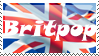 Britpop stamp by BellaCielo