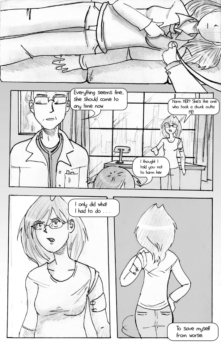 Linux-tan comic, p. 61 by BellaCielo