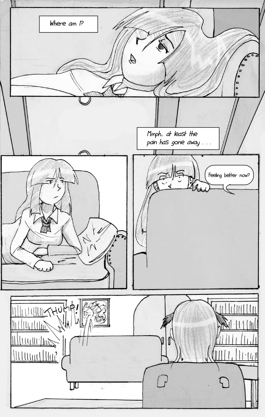 Linux-tan comic, p. 65 by BellaCielo