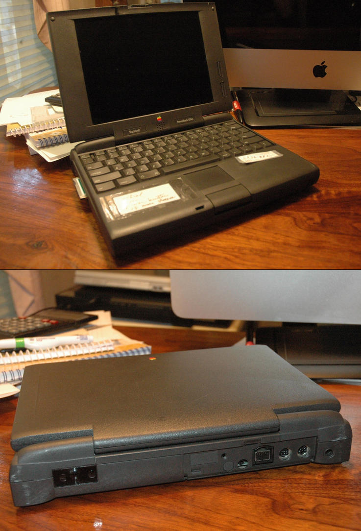 Apple Powerbook 190cs by BellaCielo